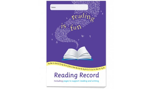 Confident Reader Reading Records