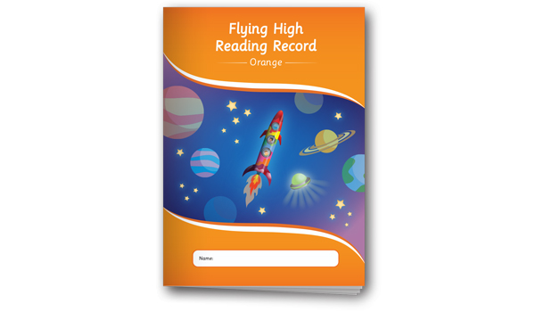 Orange Flying High Reading Record