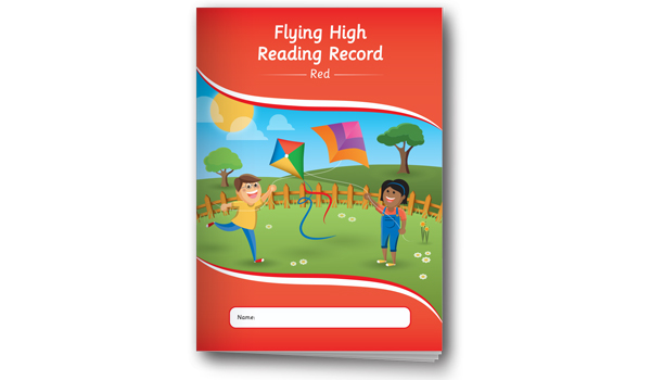 Red Flying High Reading Record
