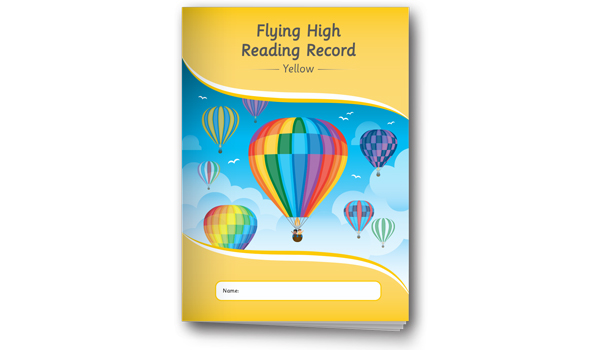 Yellow Flying High Reading Record