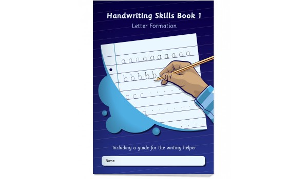 Handwriting Skills Book 1