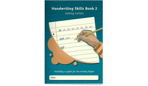 Handwriting Skills Book 2