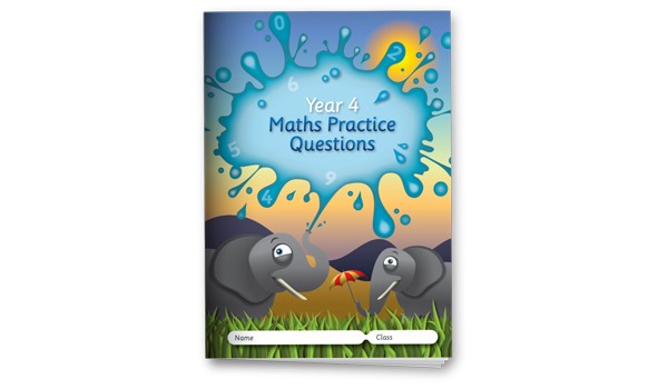 Year 4 Maths Practice Questions